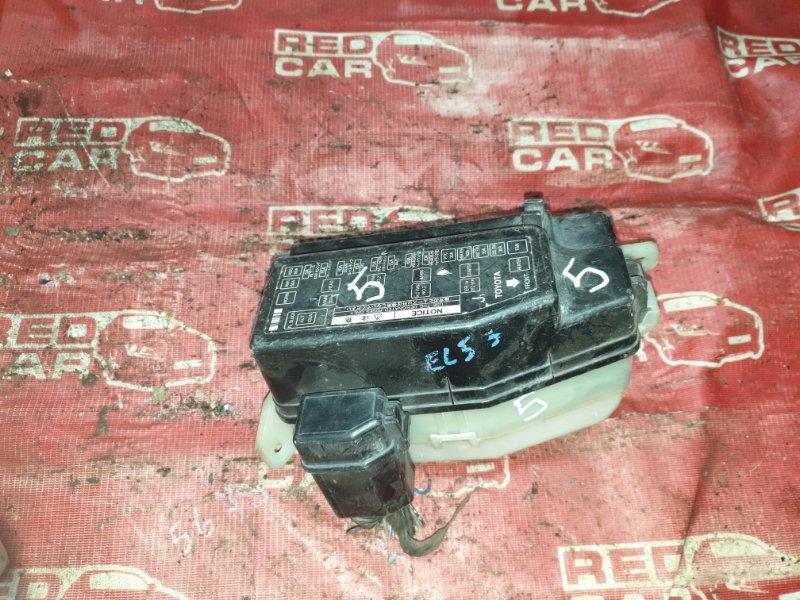 Блок предохранителей под капот Toyota Corsa EL55 (б/у)