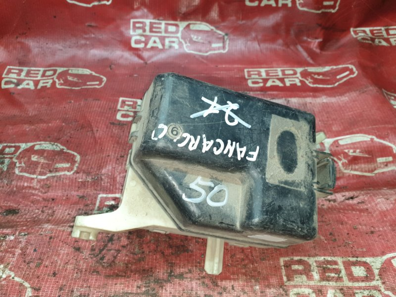 Блок предохранителей под капот Toyota Funcargo NCP25 2003 (б/у)