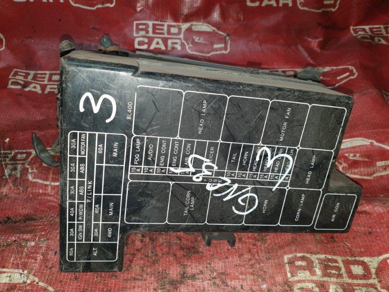 Блок предохранителей под капот Nissan Laurel GNC35 RB25 (б/у)