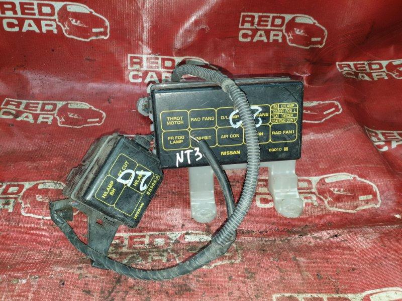 Блок предохранителей под капот Nissan X-Trail NT30 2001 (б/у)