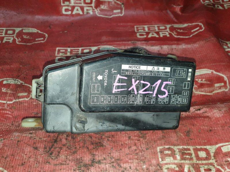 Блок предохранителей под капот Toyota Raum EXZ15 (б/у)