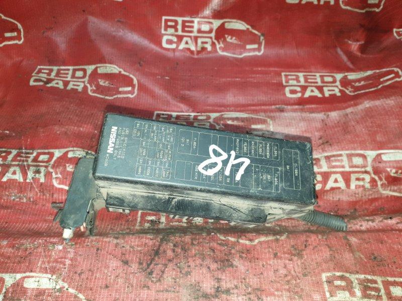 Блок предохранителей под капот Nissan Ad VHNY10 (б/у)