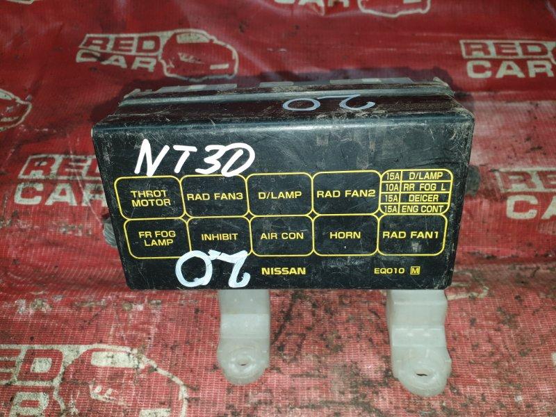 Блок предохранителей под капот Nissan X-Trail NT30 (б/у)