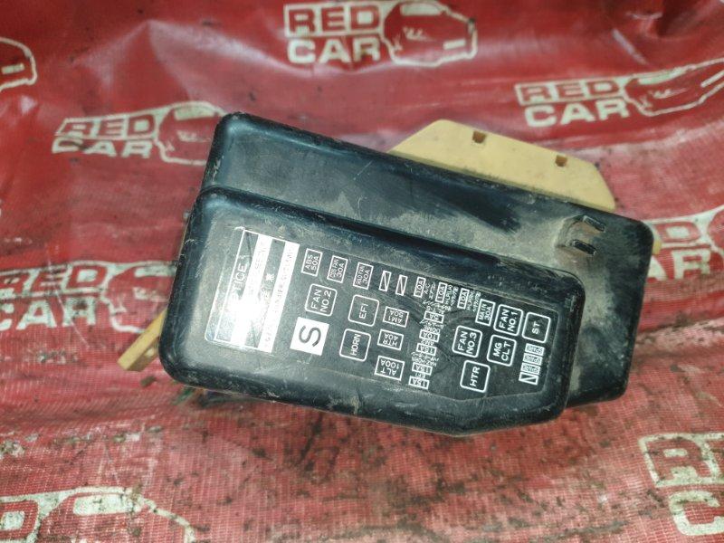 Блок предохранителей под капот Toyota Starlet EP91 1996 (б/у)