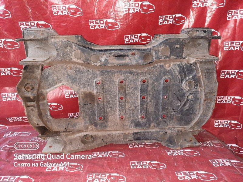 Балка под двс Mazda Mpv LVLR WL передняя (б/у)