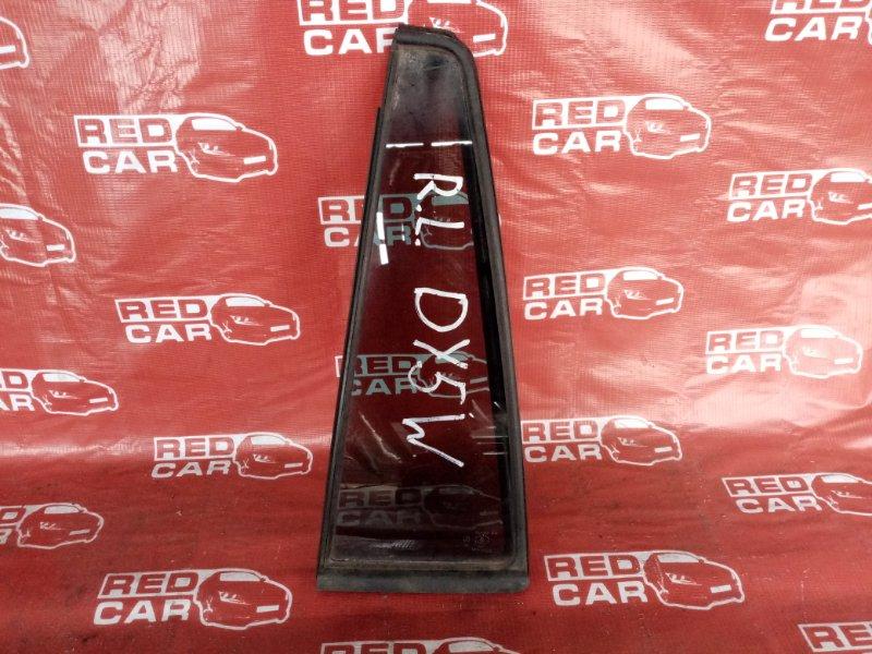 Форточка двери Mazda Demio DY5W задняя левая (б/у)
