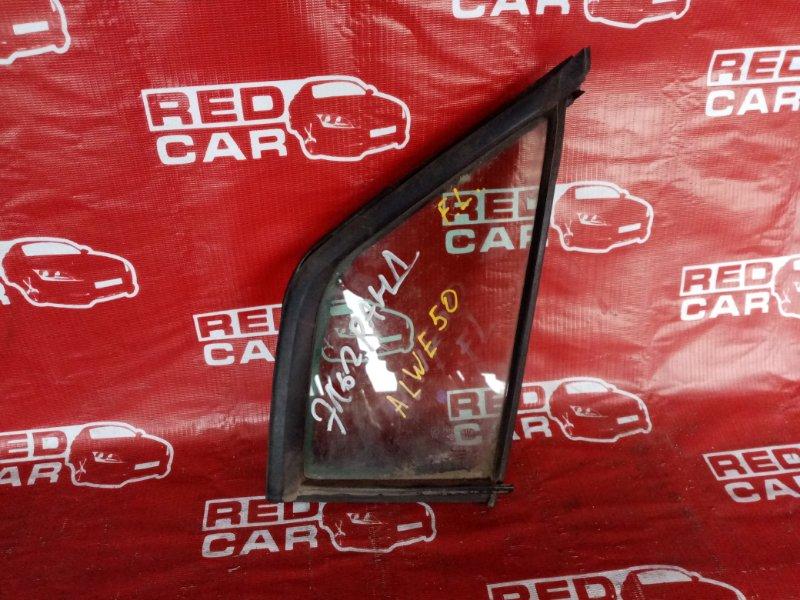 Форточка двери Nissan Elgrand ATWE50 передняя левая (б/у)