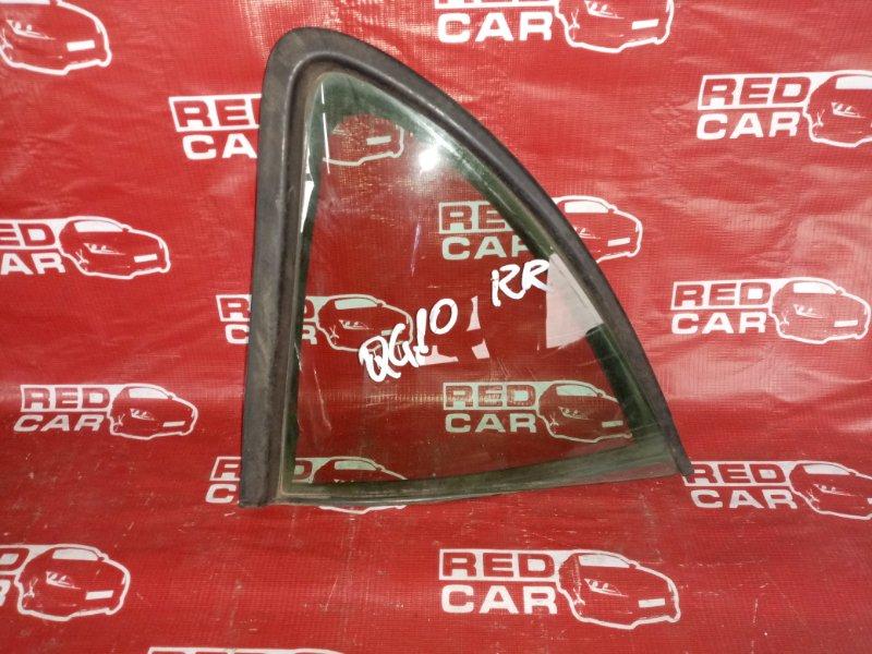 Форточка двери Nissan Bluebird Sylphy QG10 задняя правая (б/у)