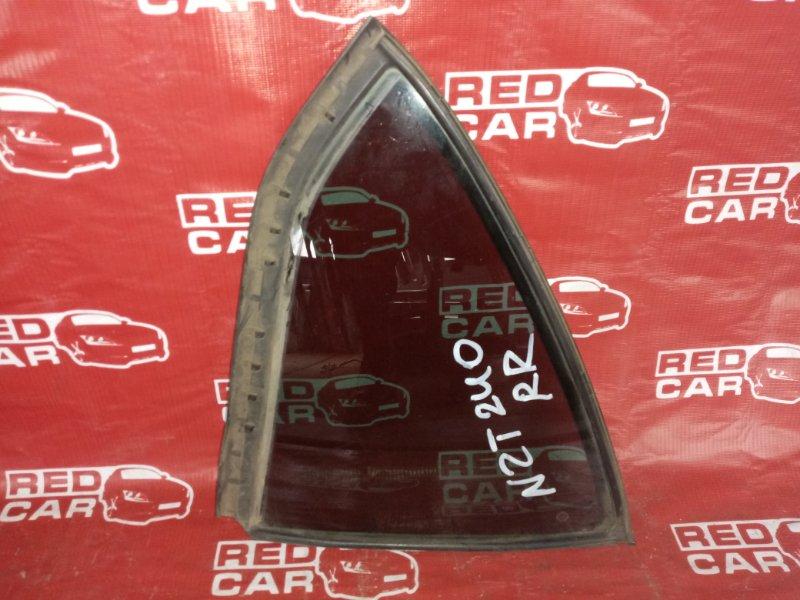Форточка двери Toyota Allion NZT240 задняя правая (б/у)