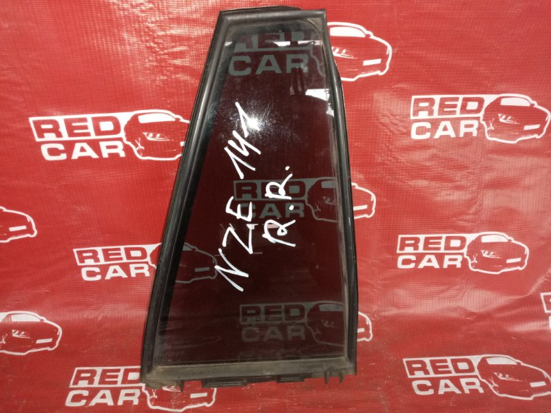 Форточка двери Toyota Fielder NZE141 задняя правая (б/у)