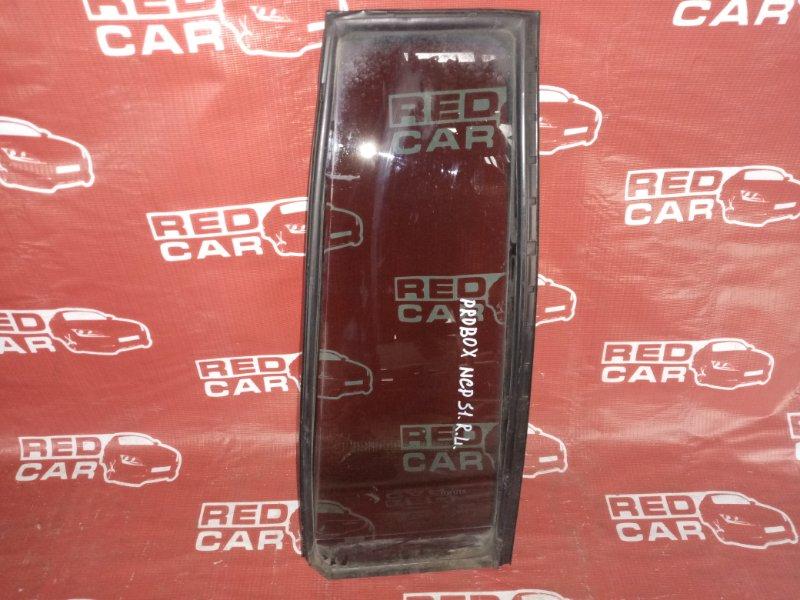 Форточка двери Toyota Probox NCP51 задняя левая (б/у)