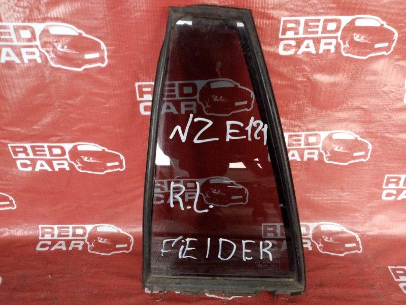 Форточка двери Toyota Fielder NZE121 задняя левая (б/у)