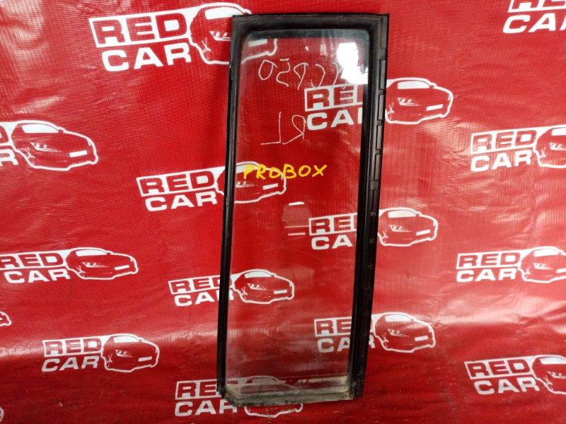 Форточка двери Toyota Probox NCP50 задняя левая (б/у)