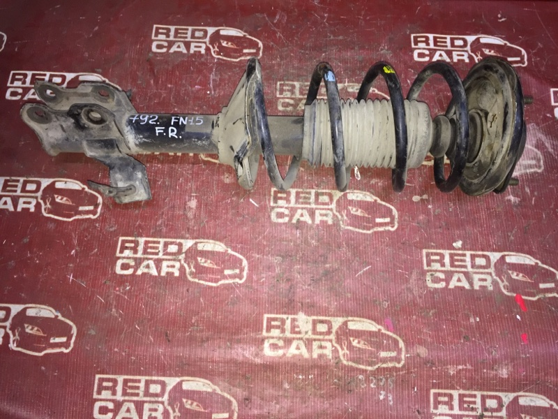 Стойка Nissan Presea R11 GA15 передняя правая (б/у)