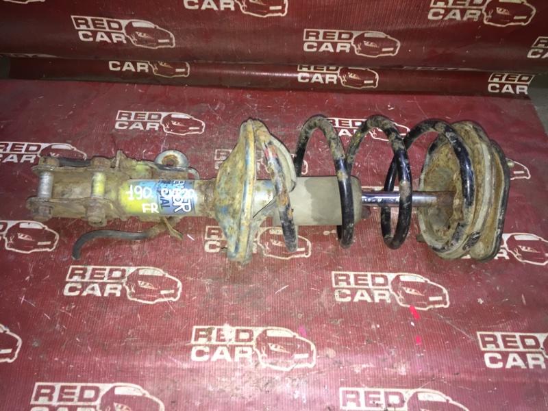 Стойка Toyota Estima Lucida CXR20 передняя правая (б/у)