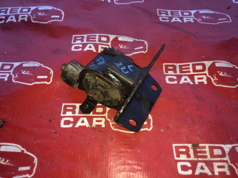 Подушка двигателя Toyota Spacio NZE121-3229404 1NZ-A964237 2003 левая (б/у)
