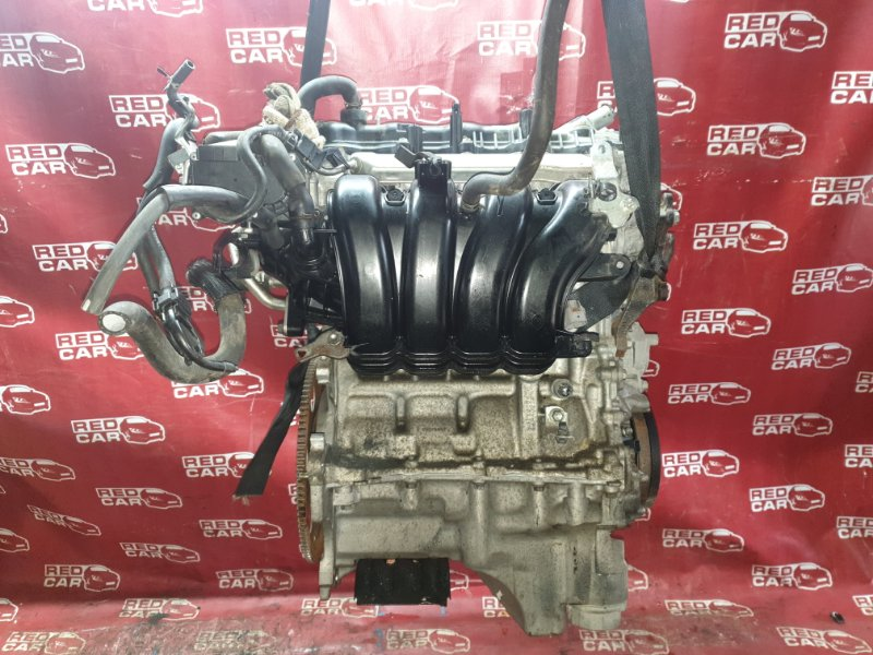 Двигатель Toyota Ractis NSP120-2009788 1NR 2011 (б/у)