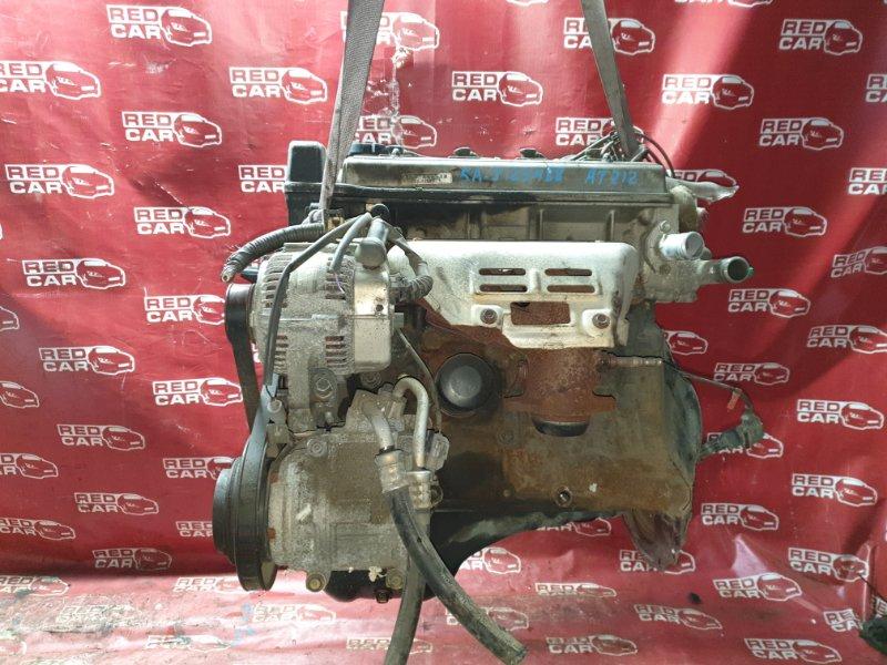 Двигатель Toyota Carina AT212-0093818 5A-J123488 2001 (б/у)