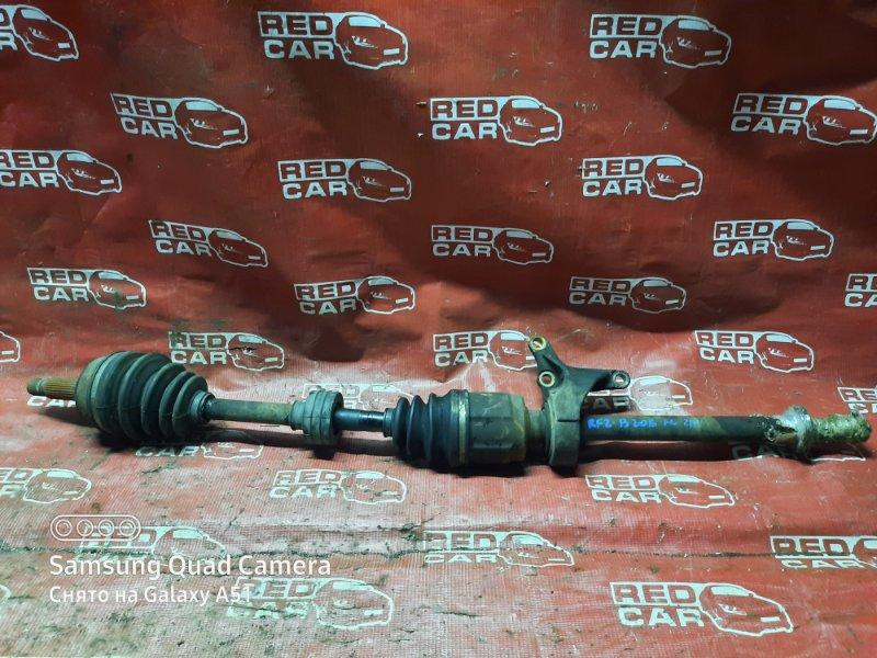 Привод Honda Stepwgn RF2-1024704 B20B-3076568 1996 передний левый (б/у)