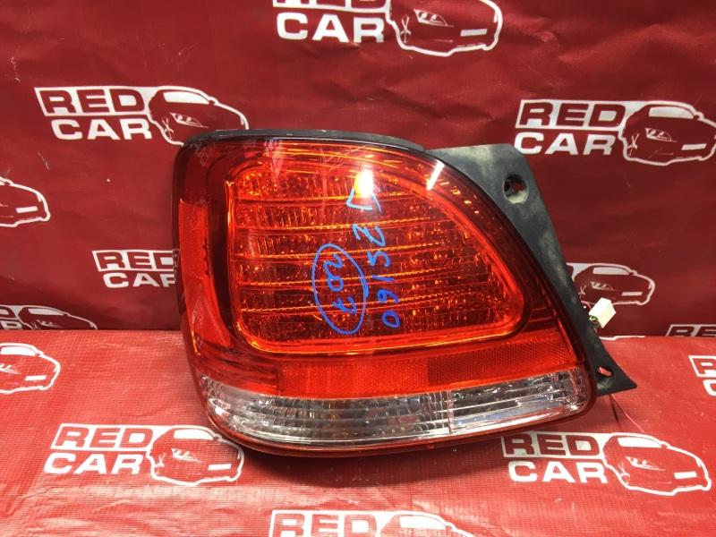 Стоп-сигнал Toyota Aristo JZS160-0028988 2JZ-0622781 1998 левый (б/у)