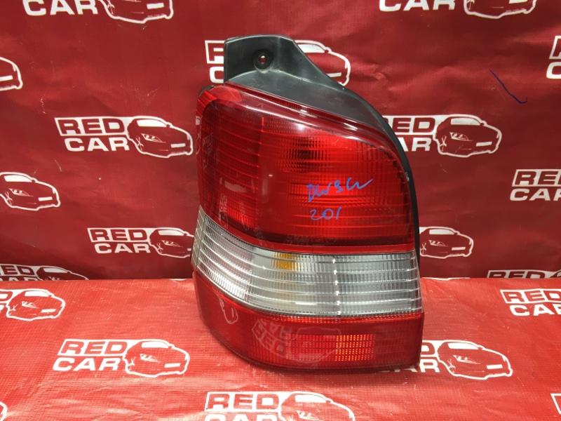 Стоп-сигнал Mazda Demio DW3W-147186 B3-489336 1997 левый (б/у)