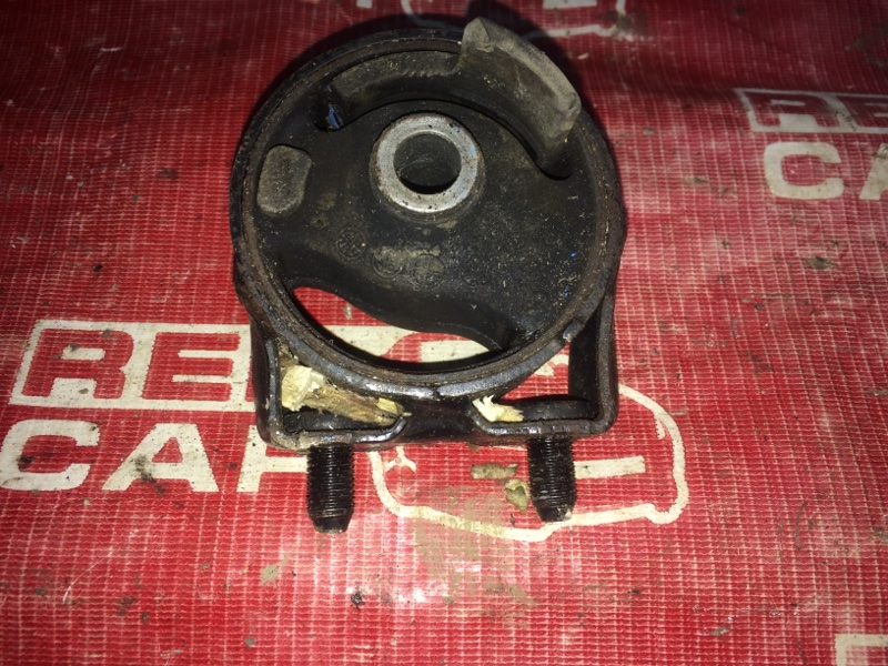 Подушка двигателя Mazda Demio DW3W-147186 B3-489336 1997 задняя (б/у)
