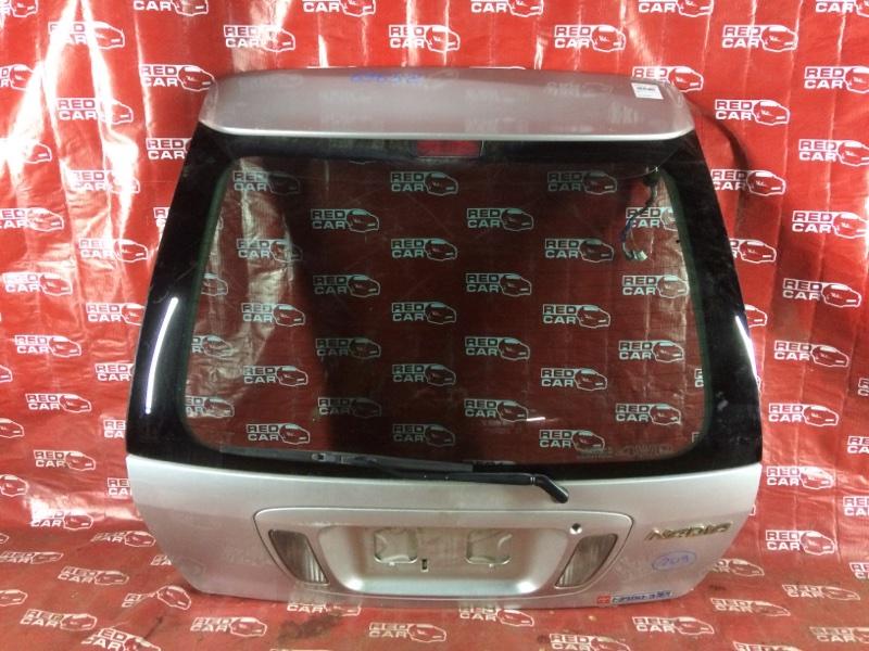 Дверь задняя Toyota Nadia SXN15-0010509 3S-8043462 2001 (б/у)