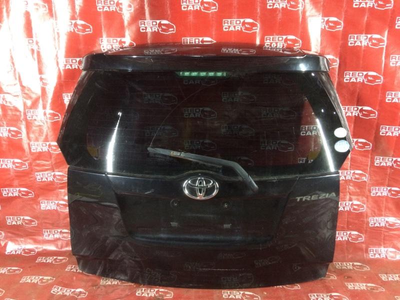 Дверь задняя Toyota Ractis NSP120-2009788 1NR 2011 (б/у)