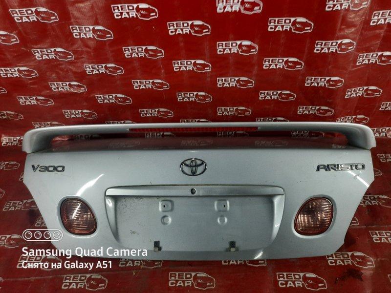Крышка багажника Toyota Aristo JZS160-0908325 2JZ 1997 (б/у)