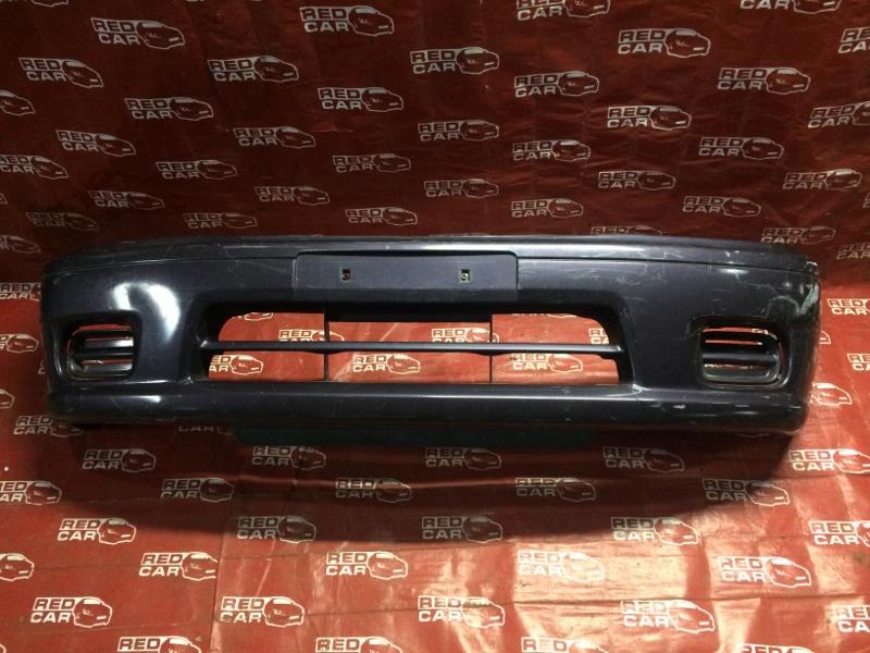 Бампер Mazda Demio DW3W-317229 B3 1998 передний (б/у)