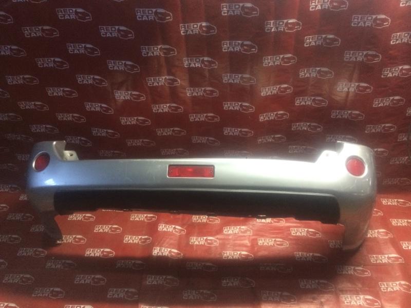 Бампер Nissan X-Trail NT30-155511 QR20-588664A 2000 задний (б/у)