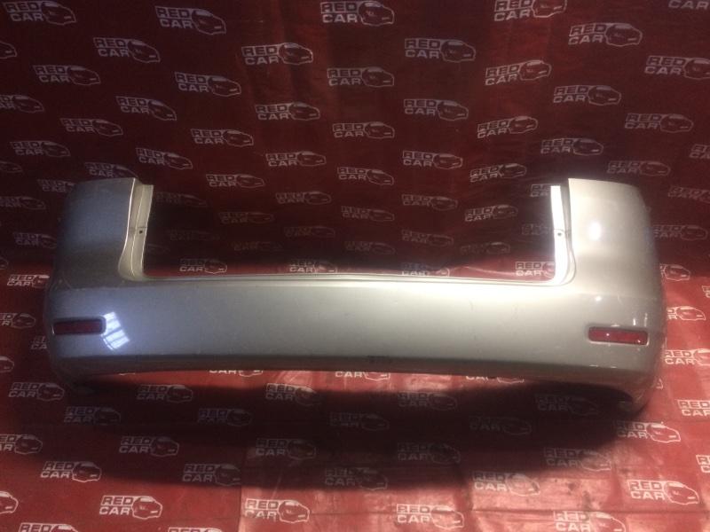 Бампер Toyota Spacio NZE121-3229404 1NZ-A964237 2003 задний (б/у)