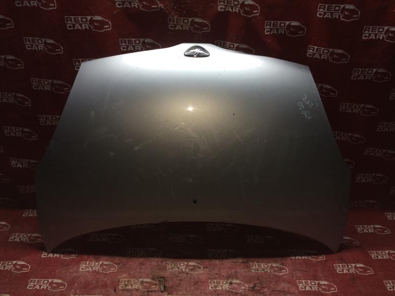 Капот Toyota Funcargo NCP20-0222182 2NZ 2001 (б/у)