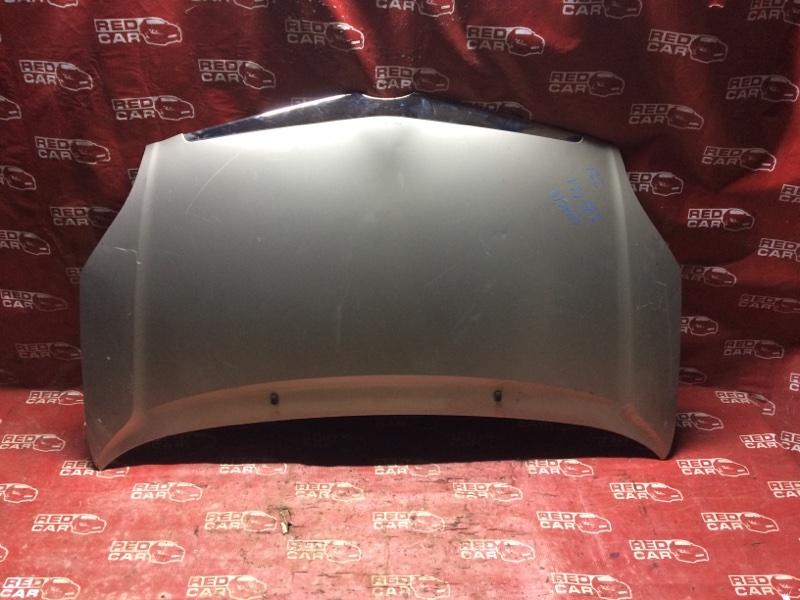 Капот Toyota Spacio NZE121-3229404 1NZ-A964237 2003 (б/у)