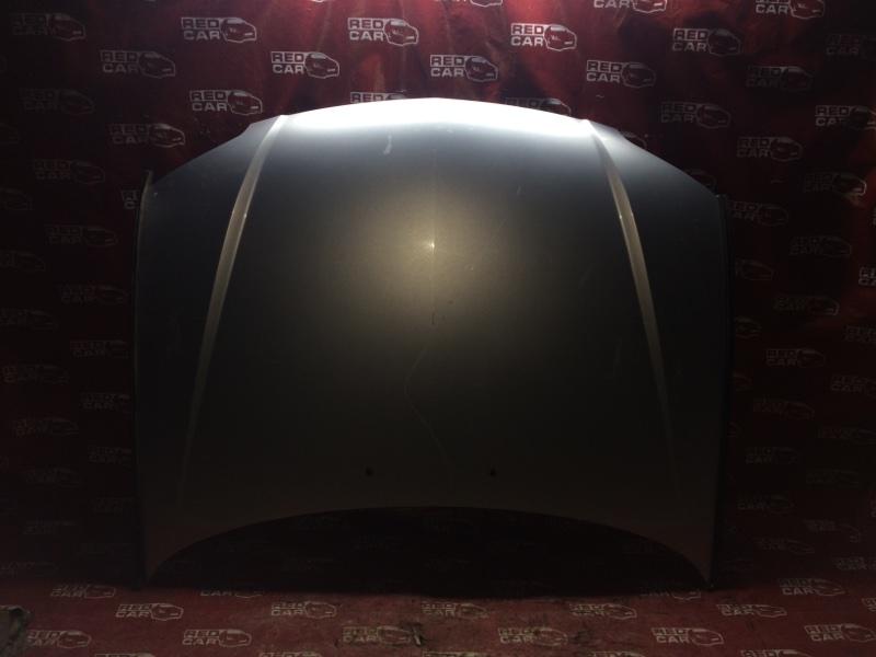 Капот Mazda Familia BJ5P-309635 ZL-398865 2001 (б/у)