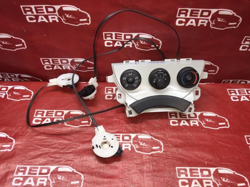 Климат-контроль Toyota Ractis NSP120-2009788 1NR 2011 (б/у)