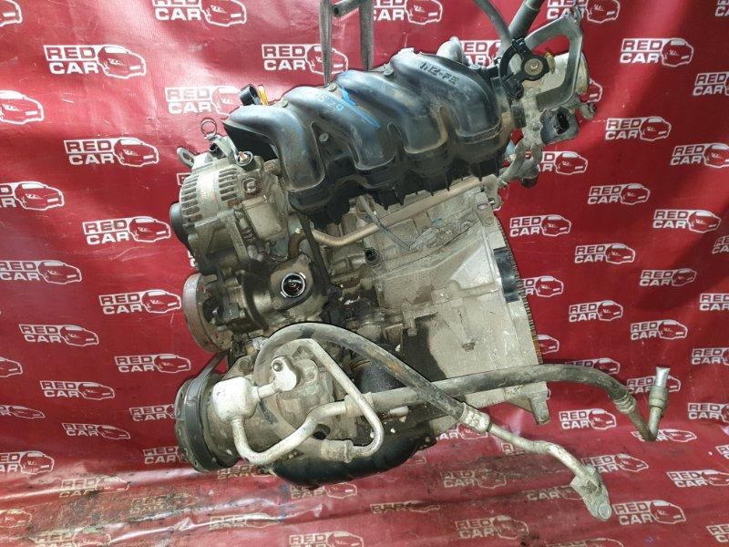 Двигатель Toyota Ist NCP61-0007975 1NZ-2300529 2002 (б/у)