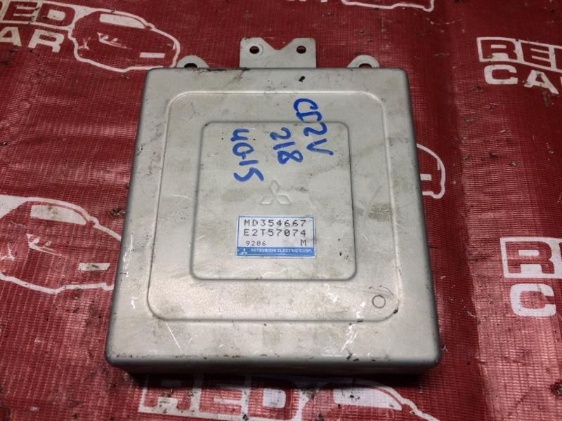 Компьютер Mitsubishi Libero CD2V-0502876 4G15-YD9112 1999 (б/у)