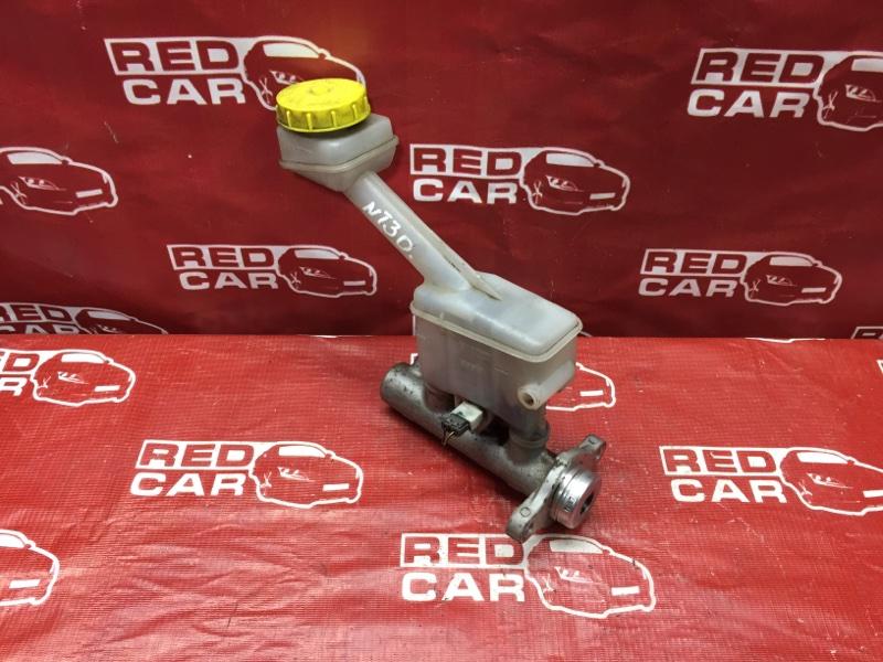 Главный тормозной цилиндр Nissan X-Trail NT30-155511 QR20-588664A 2000 (б/у)