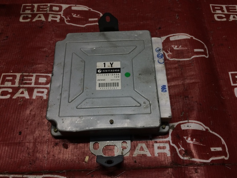 Компьютер Subaru Legacy BH5-181540 EJ20-B261736 2001 (б/у)
