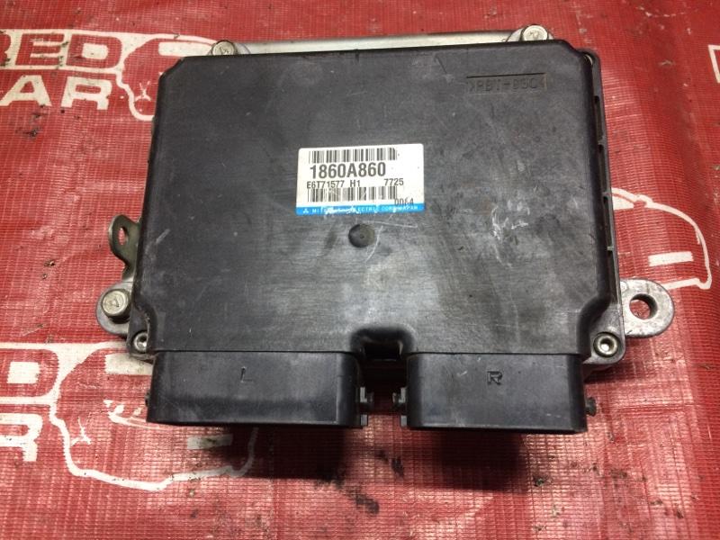 Блок управления рулевой рейкой Mitsubishi Lancer CY4A 4B11 (б/у)