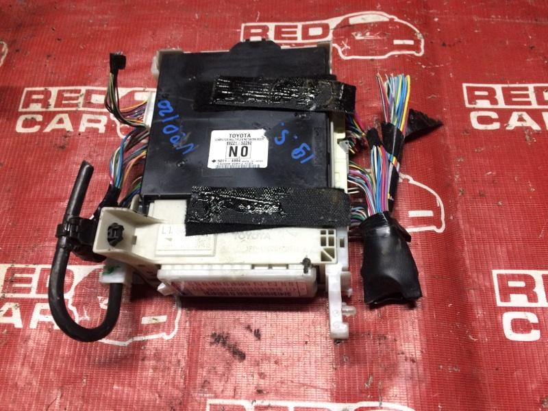 Блок предохранителей Toyota Ractis NSP120-2009788 1NR 2011 (б/у)