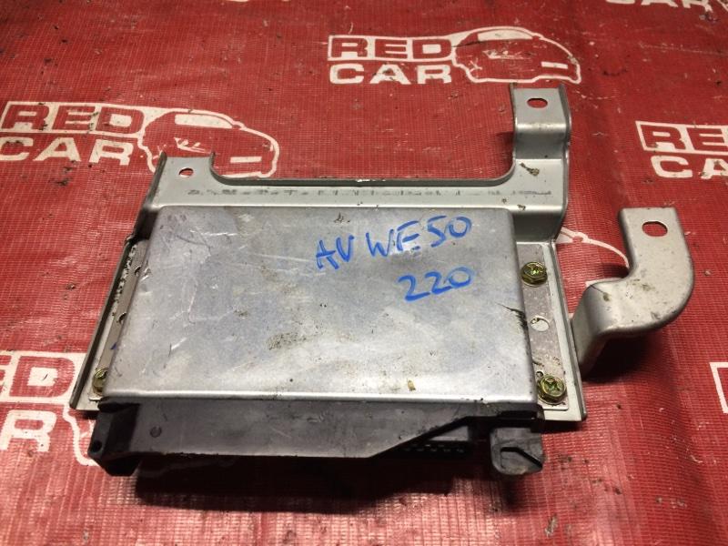 Блок управления abs Nissan Elgrand AVWE50-010398 QD32-035887A 1997 (б/у)