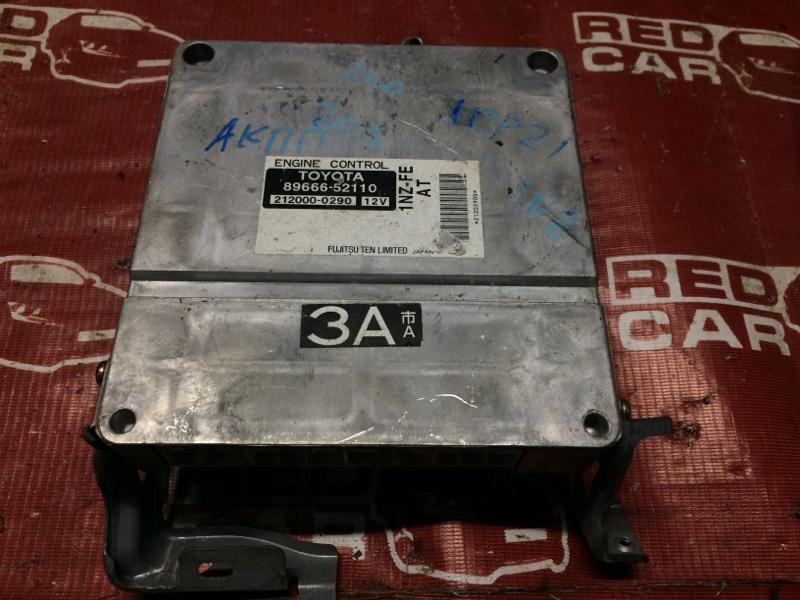 Компьютер Toyota Funcargo NCP21-0058149 1NZ-A585694 2002 (б/у)