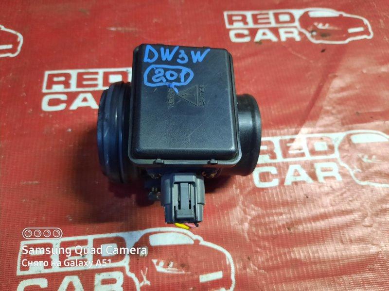 Датчик расхода воздуха Mazda Demio DW3W-147186 B3-489336 1997 (б/у)