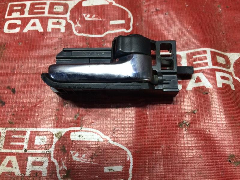 Ручка двери внутренняя Toyota Corolla NZE124 задняя правая (б/у)