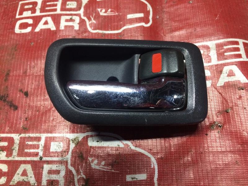 Ручка двери внутренняя Toyota Carina AT212-0093818 5A-J123488 2001 задняя правая (б/у)