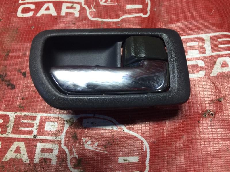 Ручка двери внутренняя Toyota Carina AT212-0093818 5A-J123488 2001 передняя правая (б/у)