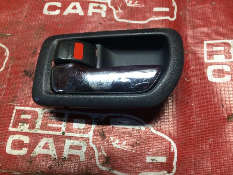 Ручка двери внутренняя Toyota Carina AT212-0093818 5A-J123488 2001 передняя левая (б/у)