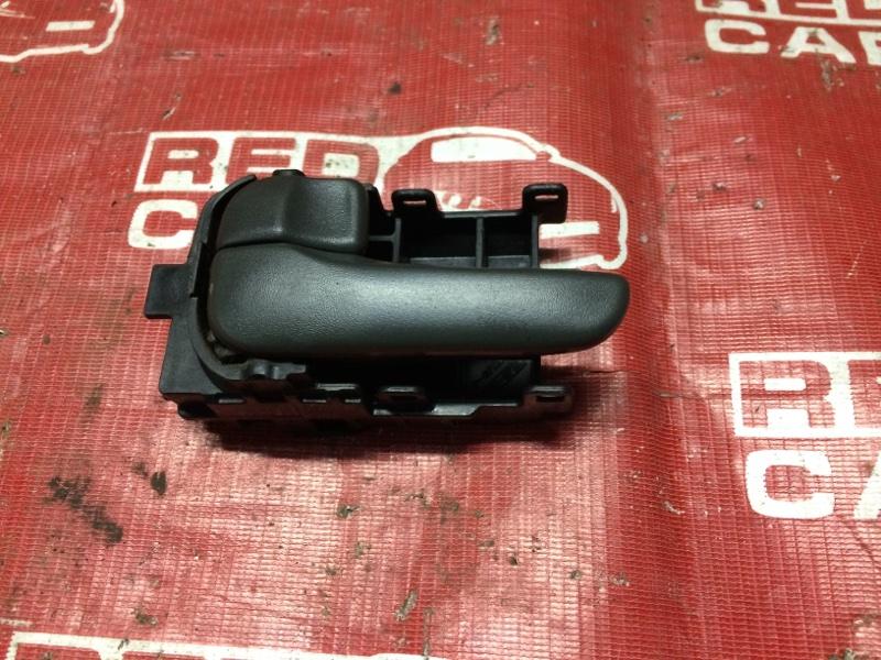 Ручка двери внутренняя Nissan X-Trail NT30-155511 QR20-588664A 2000 задняя левая (б/у)